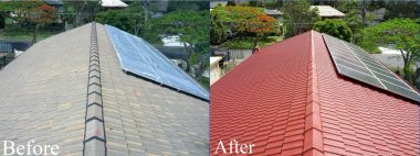 Roof Restoration And Repairs In Melbourne Taylor Amp Son